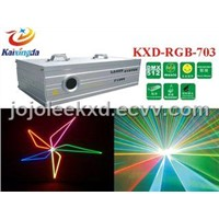 Amazing Full Color RGB Laser Light