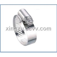 American style hose clamp