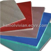 Brushed ACP with 0.18 to 0.60mm Aluminum Foil Thickness