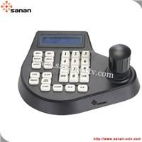CCTV Control Keyboard