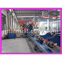 CNC Angle Drilling Line Machine for Power Telecom Tower