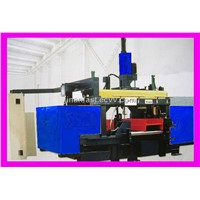 CNC H Beam Drilling Machine Band Sawing Line