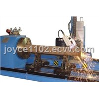 CNC intersection line plasma cutting machine