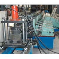 c Channel Roll Forning Machine