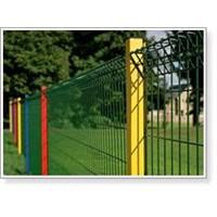Community & Garden Fence