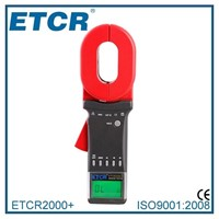 Clamp-on Earth-resistant Tester (ETCR2000+)