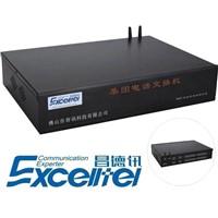 GSM/CDMA PABX (CDX-TP832)