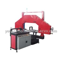 HDPE Pipe Bund Saw