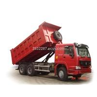 HOWO 6*4 Dump Truck (ZZ3257M3247W)