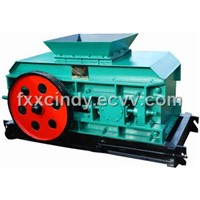 High-Speed of Double-Roll Crusher