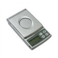 Mini electric scale XJ- 4K809
