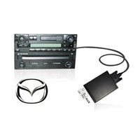 No FM Car digital music cd changer with USB/SD/AUX for Mazda 3/5/6/CX7/X6/323/RX8/MPV