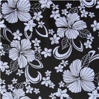 Printed Poly Spandex fabric
