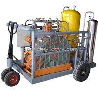 RF-120A Sulfur Hexafluoride (SF6) Recycling Device