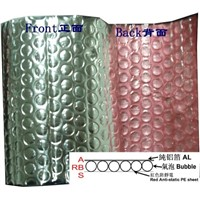 Anti-Static Single-Sided Aluminum Foil One-Layer Bubble Insulation