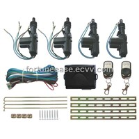Remote Control Car Central Locking System