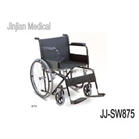 Steel Type Wheelchair (JJ-SW875)