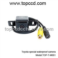 Toyota Car Rear View 170 Angle Backup Camera (TOP-T-M001)