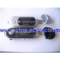 USB flash mp3 player with screen CA006