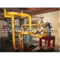 Used Mak 6M4530 Heavy Oil Generator
