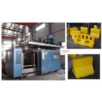 ZK-100B Blow Molding Machine for Drum Barrier Anti Bump