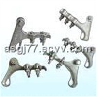 Aerial Power Cable Anchors - Su Tension Clamp / Cable Clamp