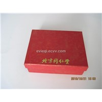 cardboard gift box for medicine and health care products