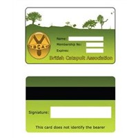 credit card bank card VIP card