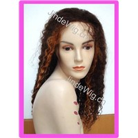 curly red full lace wigs