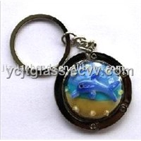 Fashion Key Chain and Bag Holder