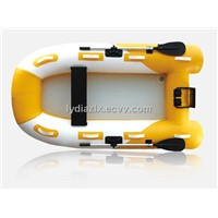fishing inflatable boat