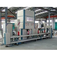 High-Accuracy Fire Extinguisher Filling Production Line