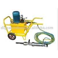 Hydraulic Tunnel Splitter
