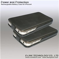 iFans Leather power case for iPhone4