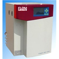 lab ultrapure water systerm used in high tech analysis