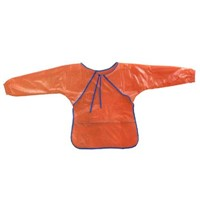 long sleeve kids apron