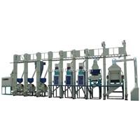 Millet Process Machine