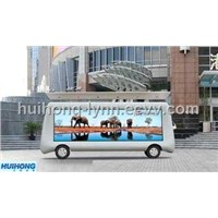 Outdoor Full Color Billboard - LED Signs