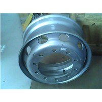 wheel rim for trailer and truck