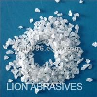 white aluminum oxide grit F14