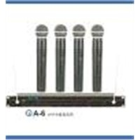 Wireless Microphone  A6