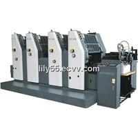 4 Color Sheet-Fed Offset Printing Press
