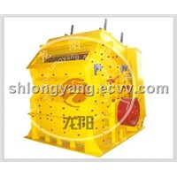 Shanghai LY Roller Crusher PF
