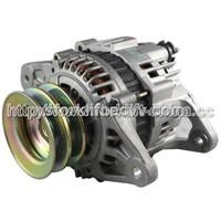 Forklift Parts TD27 Alternator For NISSAN