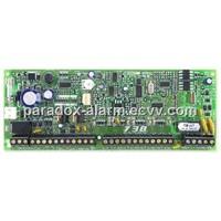 PA-738ULT control panel, alarm host, alarm system, burglary alarm, intruder alarm