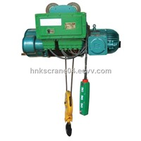 20t Single Speed Monorail  Wire Rope Electric Hoist