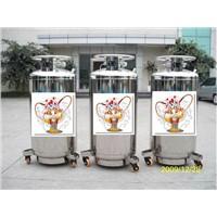 250L Cryogenic Liquid Oxygen/Nitrogen/Argon Storage and Transport Cylinder