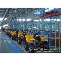 ATV Assembly Line / ATV production line / conveyor