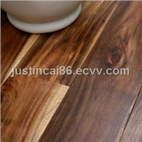 Acacia walnut hardwood flooring