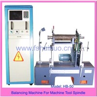 Balancing Machine for CNC Spindle